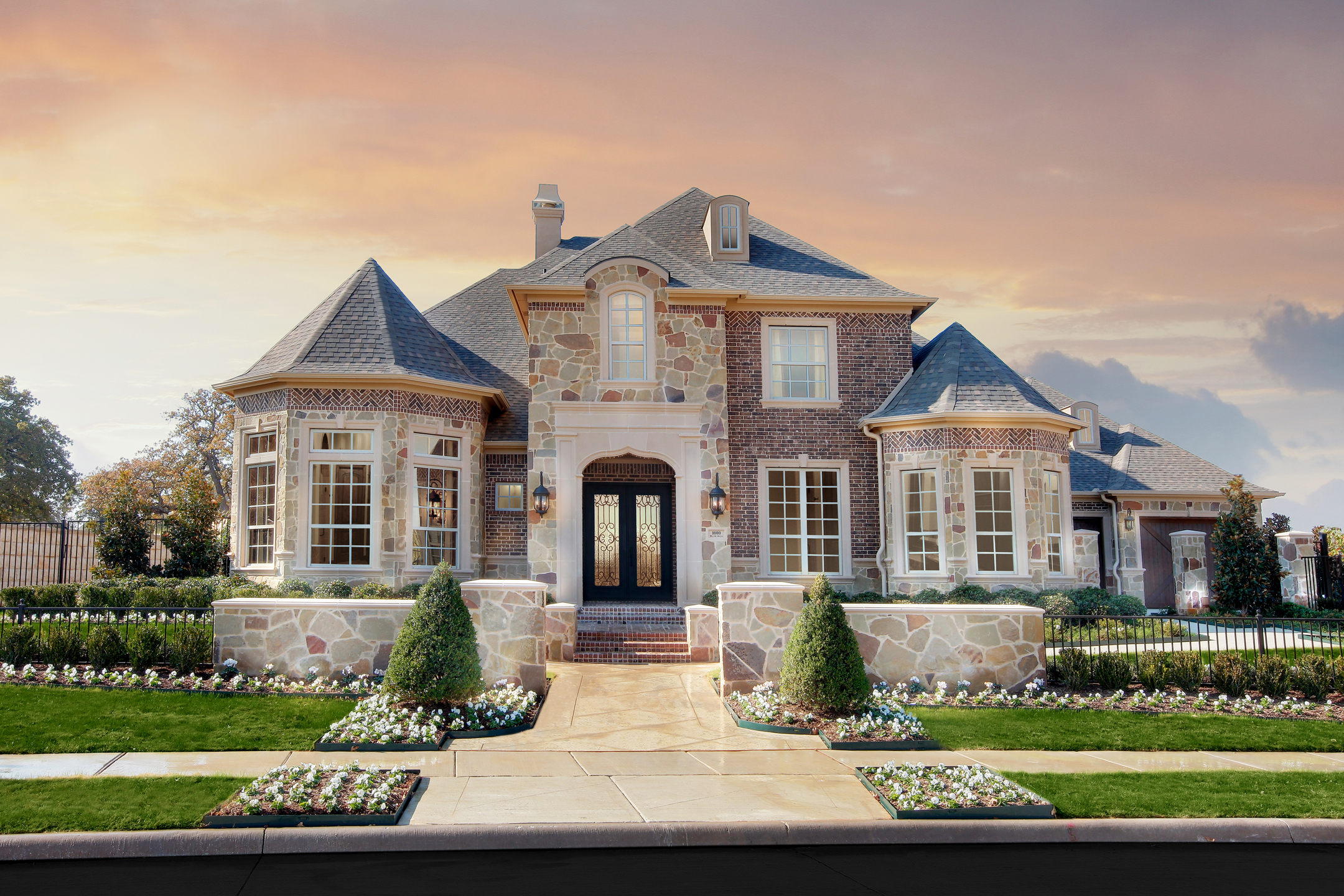 Pittsburgh home values club find out what your home is for Luxury home exterior